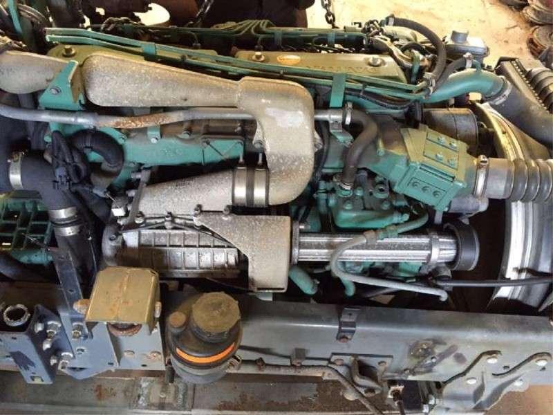 Volvo - Volvo D6 motor (fl6) 2