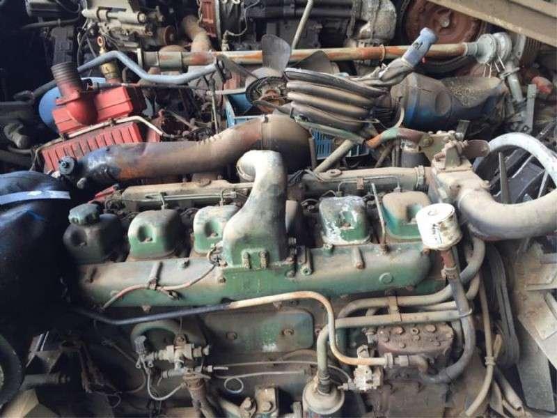 Volvo - Volvo F12 motoren 2