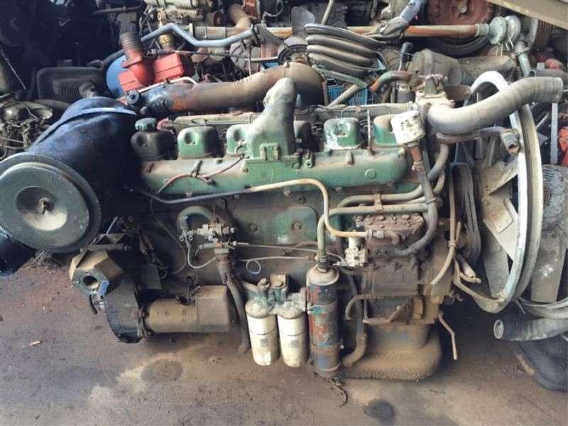 Volvo - Volvo F12 motoren 1