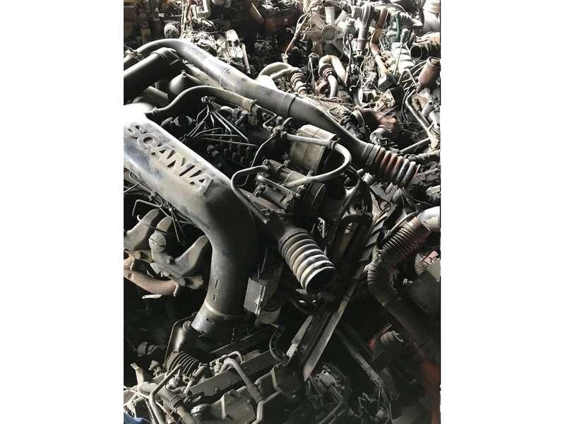 Scania - V8 DSC 14 15 L02 4