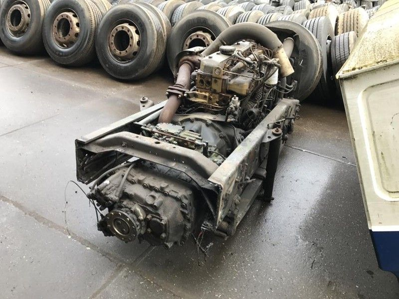 DAF - DAF 2500 motor 2