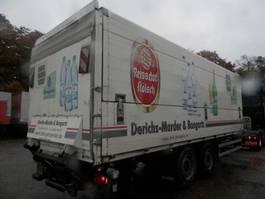 overige vrachtwagen aanhangers Orten 2-assige aanhanger 2007