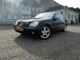 sedan auto Mercedes Benz C180 C180 2002