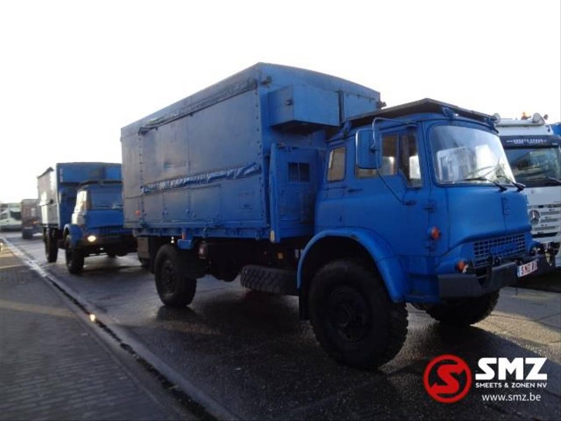 leger vrachtwagen Bedford tk 1470 1988
