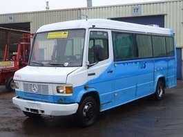 taxibus Mercedes Benz 614D Passenger Bus 20 Seats Good Condition 1991