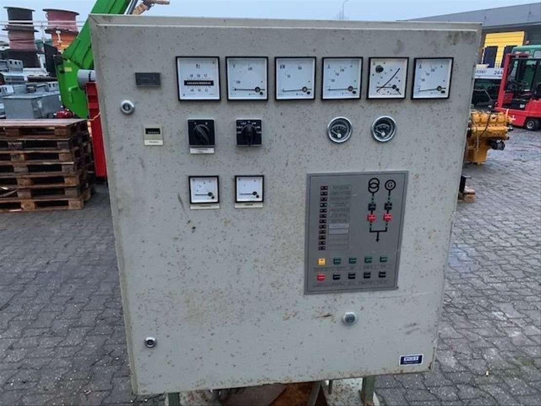 generator Mercedes Benz AEG Generator 6 cilinder 1999