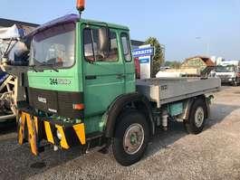 platform vrachtwagen Iveco 80-16 4x4 1987