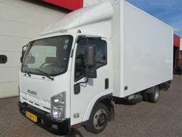 bakwagen bedrijfswagen < 7.5 t Isuzu N-Serie 3,0L 2010