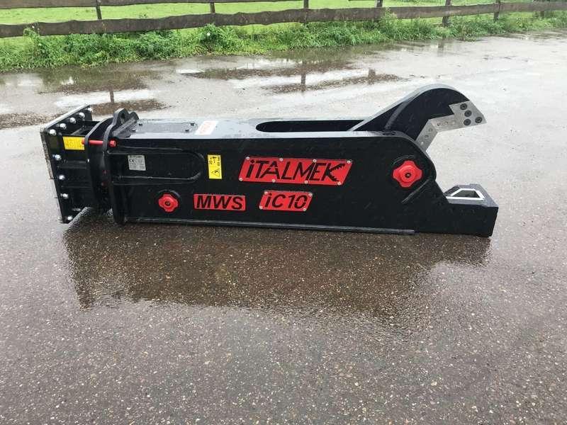 Italmek - IC10 scrap shear 1