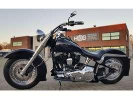 motorfiets Harley-Davidson Heritage ST 1990