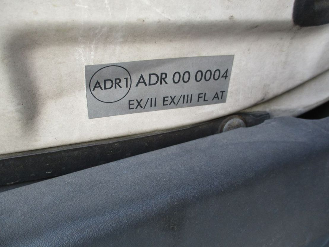 containersysteem vrachtwagen Scania P 114 GB 6X2 NZ 380 AJK Hydrolift Container-hook ADR 2000