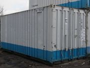 div 20 ft containers