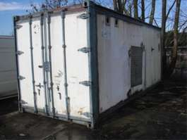 containersysteem vrachtwagen 20 ft container
