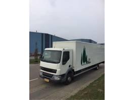 platform vrachtwagen DAF Bakwagen LF45 2002