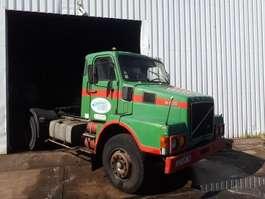 oldtimer vrachtwagen Volvo N10 neus 1984