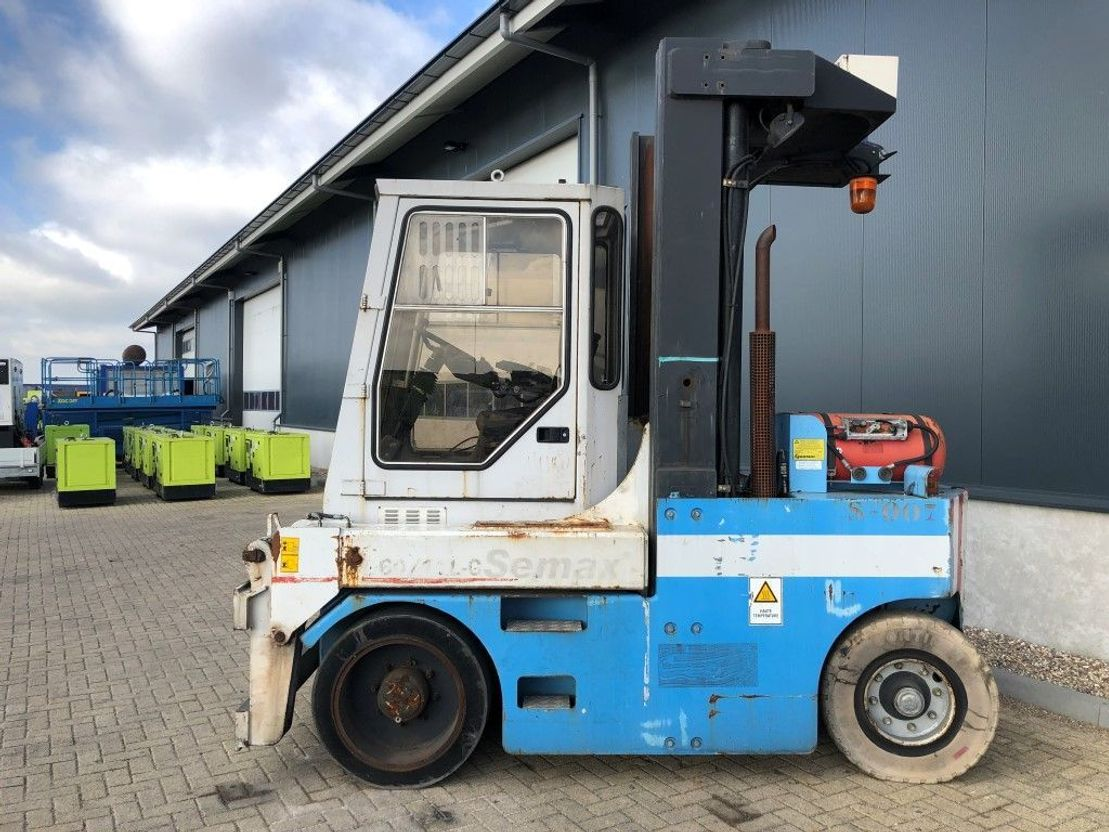 vorkheftruck Diversen Semax G60/12L-G 6 ton LPG Heftruck 2005