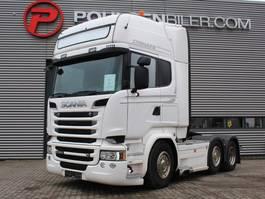 standaard trekker Scania R580 6x2/4 2014