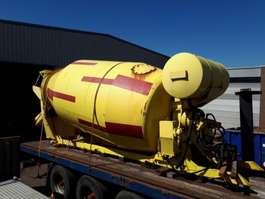 betonmixer uitrusting 9m3 mulder mixer