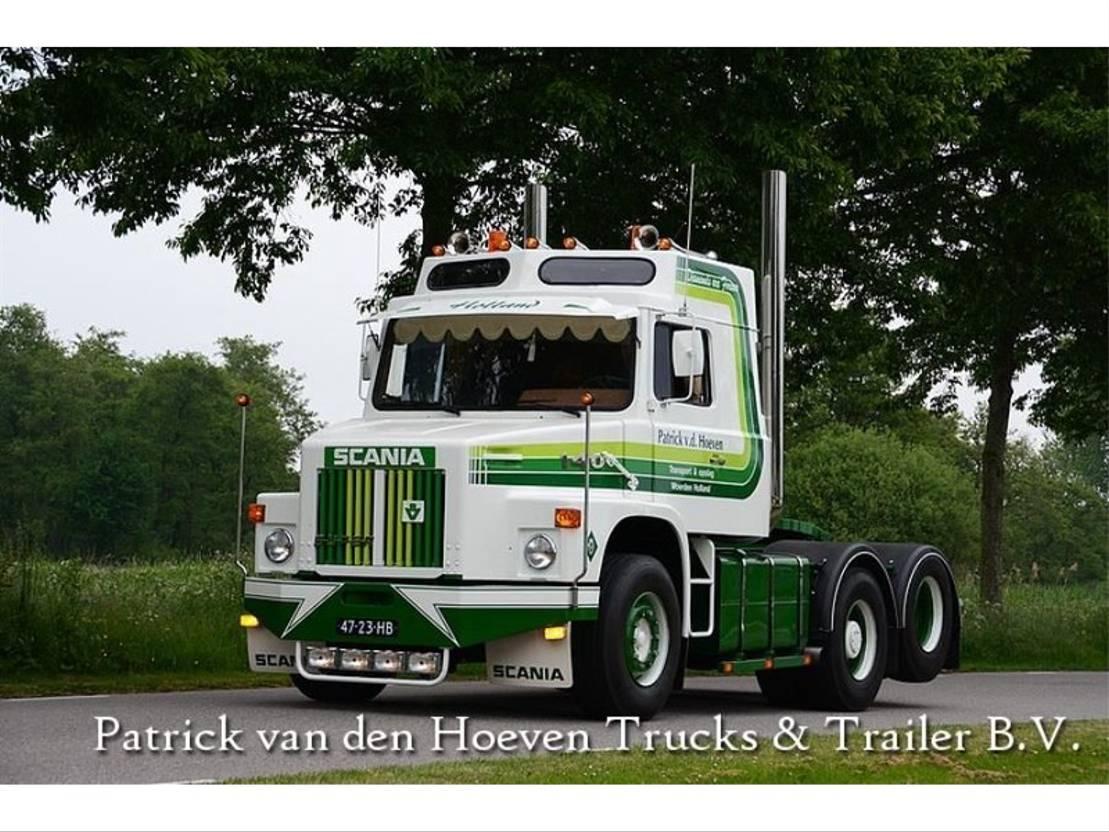 overige trekkers Scania 140 Tordedo 1978