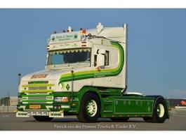 torpedo front trekker Scania Scania 144 530 Torpedo 1998