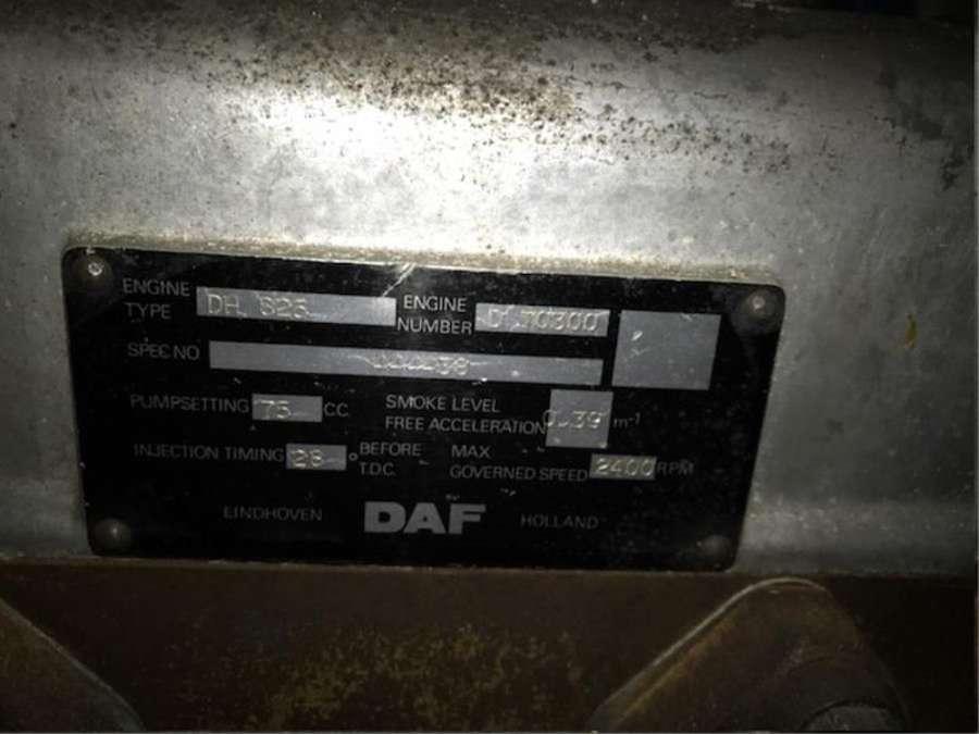 DAF - DH 825 2