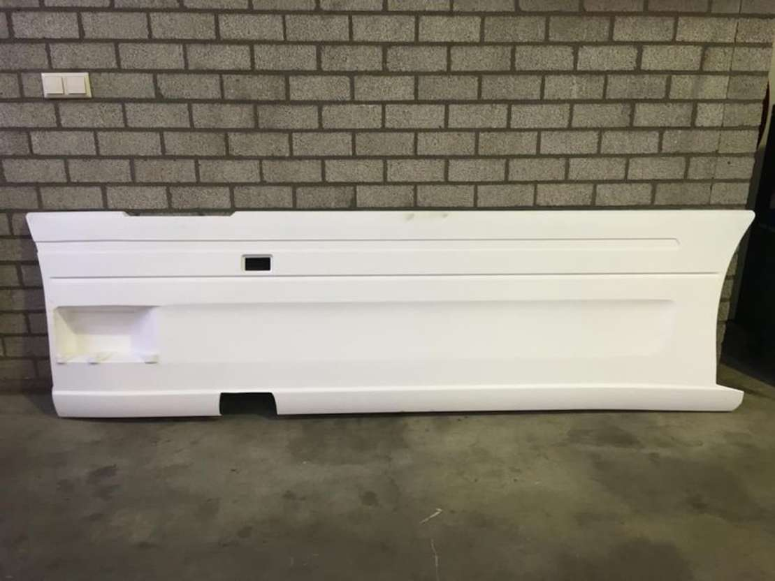 chassis vrachtwagen onderdeel Scania Side-Skirt / Seitenverkleidung 2019