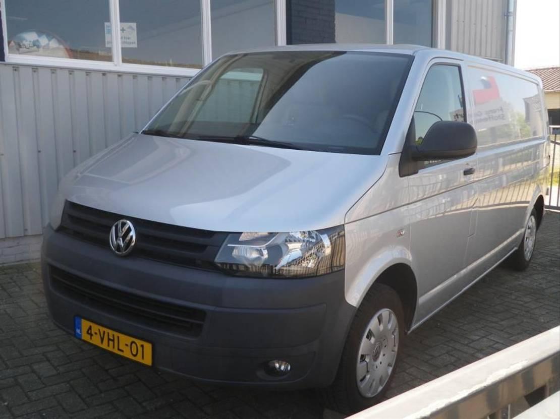 gesloten bestelwagen Volkswagen TRANSPORTER BESTEL D 103 KW 2010