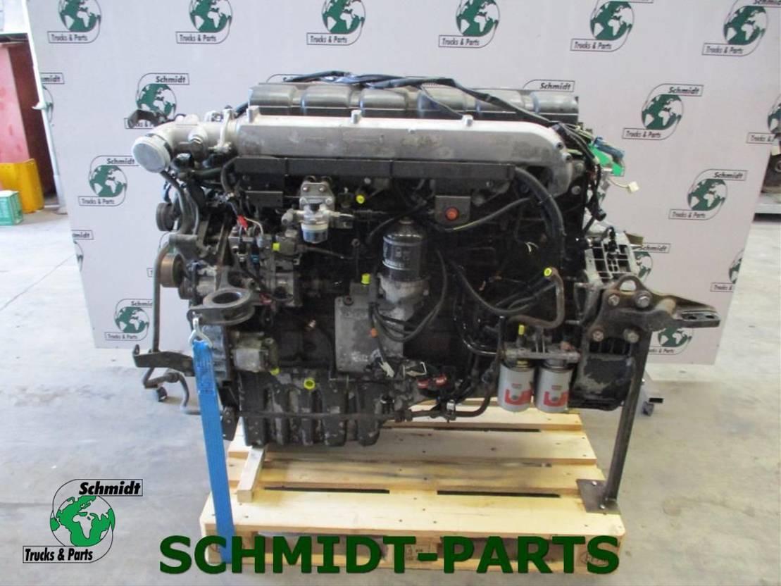 Motor vrachtwagen onderdeel Renault 320 DCI 11 G+J01 Motor 2004