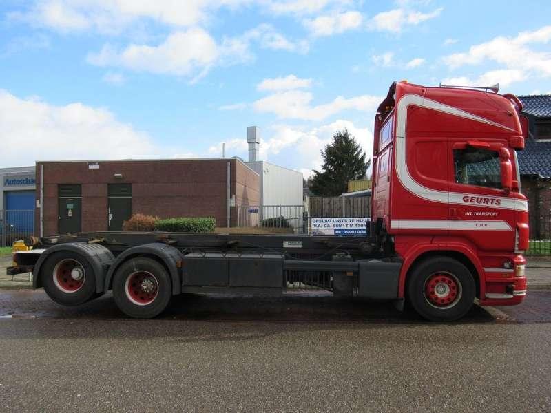 Scania - Scania R480 B  6x2 NCH  19T  Manuelgear / Retarder 3