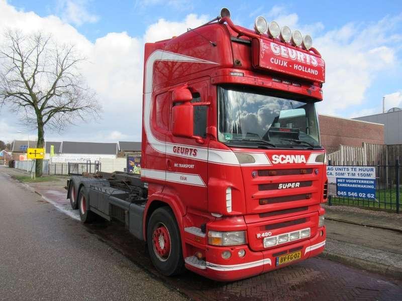 Scania - Scania R480 B  6x2 NCH  19T  Manuelgear / Retarder 1