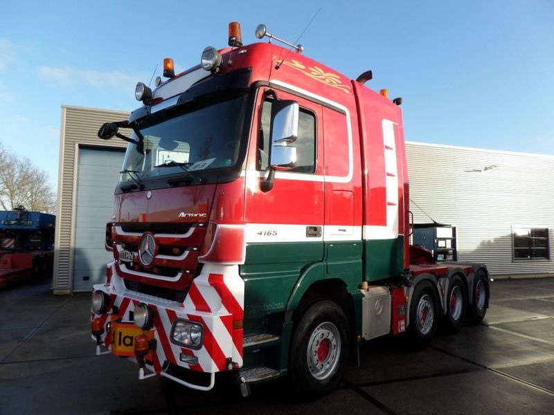 Mercedes Benz - Actros MP3 - 4165 8x4/4 Titan 1