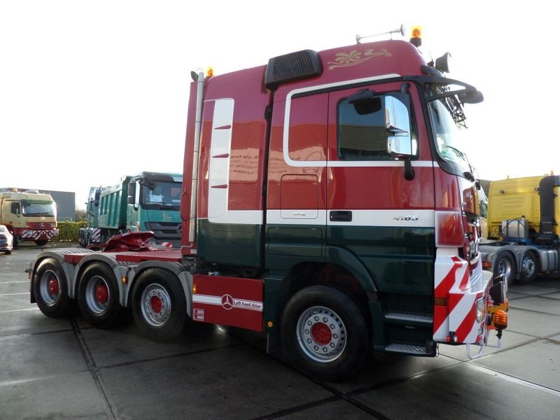 Mercedes Benz - Actros MP3 - 4165 8x4/4 Titan 7