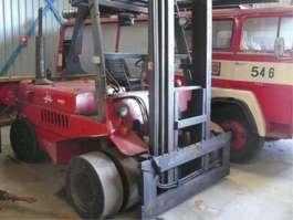 vorkheftruck Linde H80 met deutz motor 1993