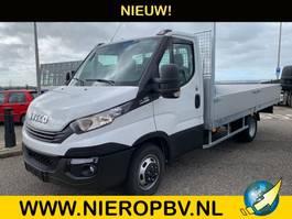 open laadbak bedrijfswagen Iveco daily 35-140 automaat daily 35c14 airco openlaadbak 420lang 2019
