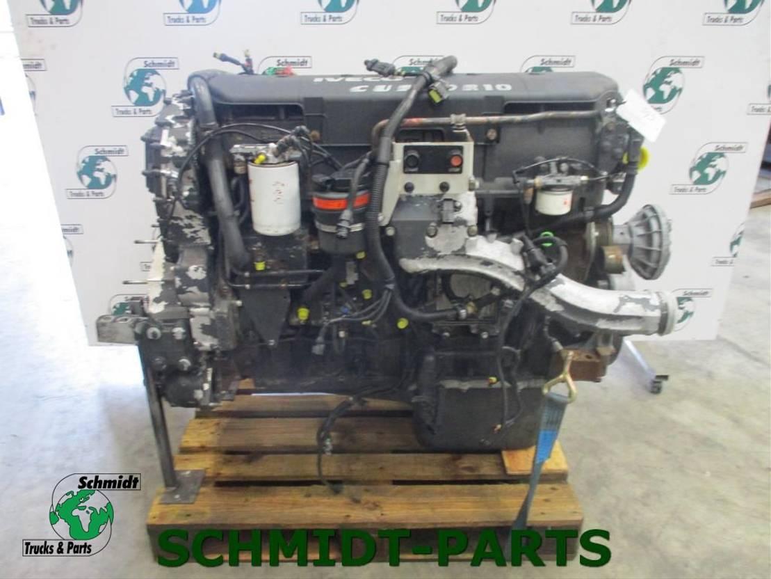 Motor vrachtwagen onderdeel Iveco F3AE3681D Euro5 Motor Stralis 2011