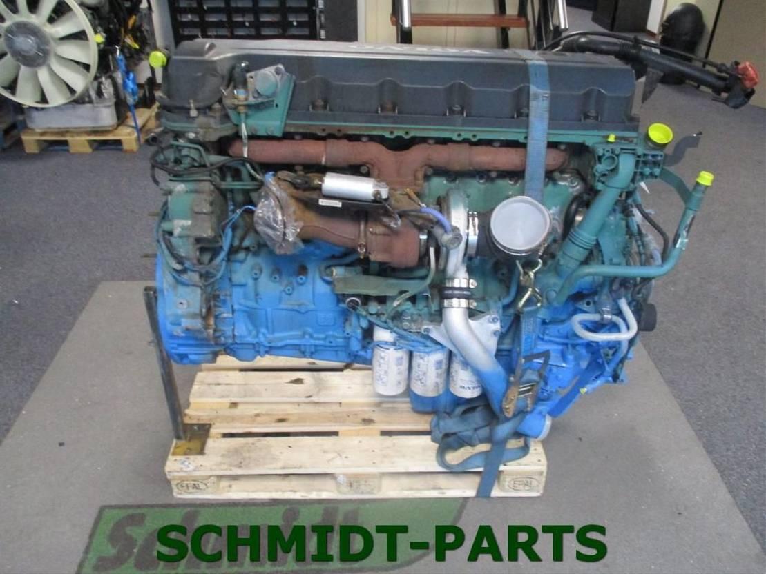 Motor vrachtwagen onderdeel Volvo D13C/500 Euro5 Motor 21286046 2011