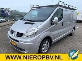 gesloten bestelwagen Renault TRAFIC T29 L2/H1 2.0 DCI 84 kw 2008