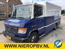 geldtransporter truck Mercedes-Benz ategro 816d laadklep gepantserde geldwagen armored money truck 2012