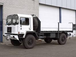 platform vrachtwagen Saurer 6 DM
