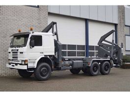 containersysteem vrachtwagen Scania 113H 320