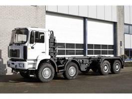 containersysteem vrachtwagen MAN 35 460 VF AK