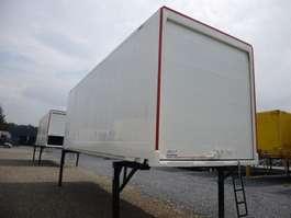 containersysteem oplegger Krone Koffer Glattwandkassette 2006