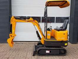 rupsgraafmachine Wolf excavator WE08 2018