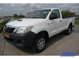 pick-up bedrijfswagen Toyota HiLux 2.5 D-4D LX 4X2 airco 11-2013 2013