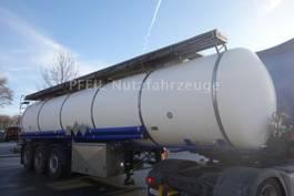 tankoplegger LAG Chemietank L4BH- 3 Kammern- ADR- LIFT-TOP 1995