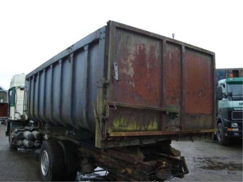 TRANSLIFT - vloeistofdicht op nch fream kipper/binnenwerks 560 l-230 b-150 h-achterklep 2