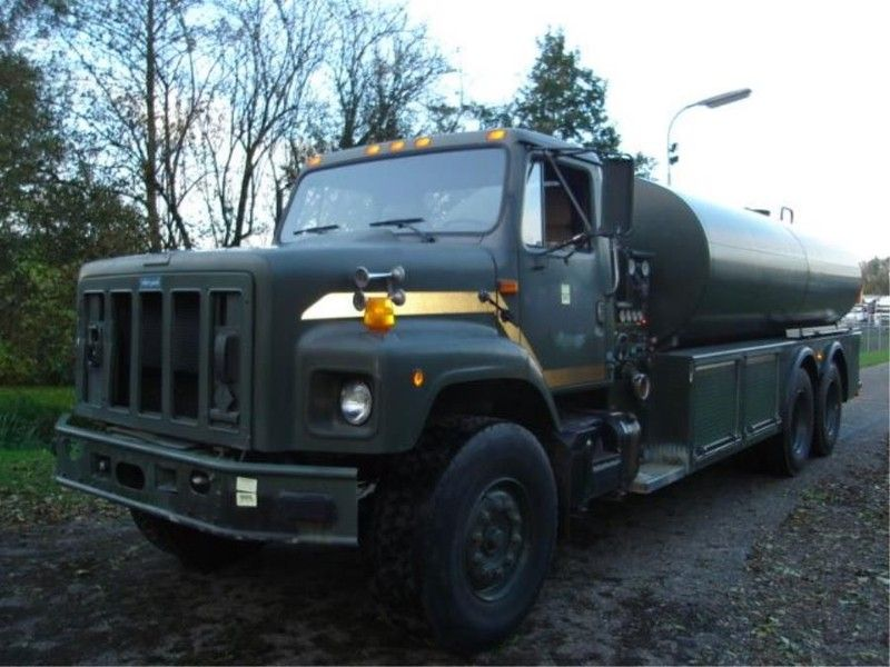 International - NAVISTAR INTERNATIONAL.6X4 1
