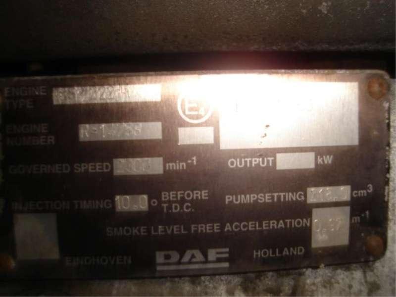 DAF - 865-motor-ati/ 5