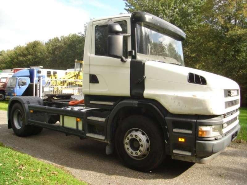 Scania - T 114 G.STEEL/STEEL.MANUAL 4