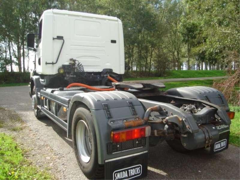 Scania - T 114 G.STEEL/STEEL.MANUAL 2